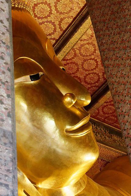 Bouddha à Wat Pho, Bangkok