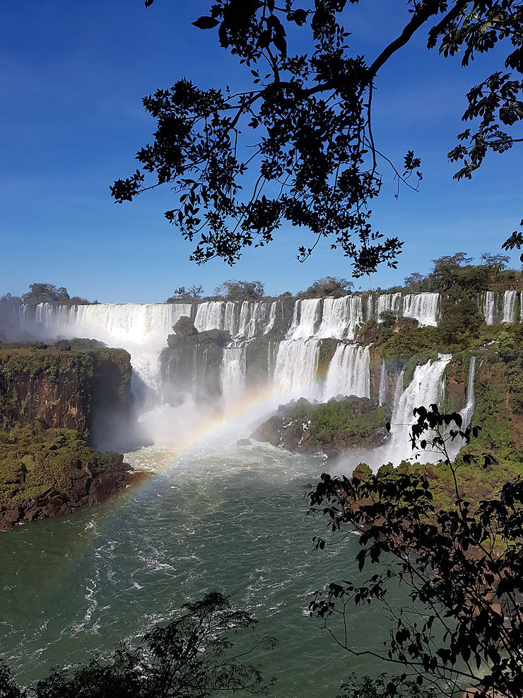 Chutes d'Iguazú, Argentine