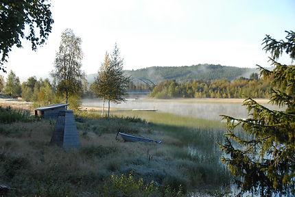 Automne en Finlande