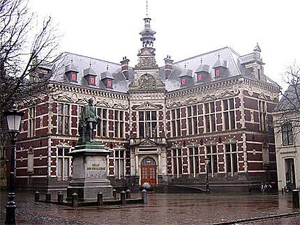Un batiment de l'université d'Utrecht