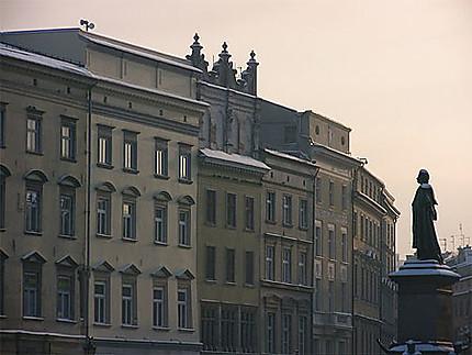 Cracovie Rynek