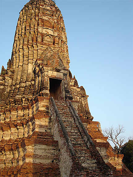 Stûpa du Wat Chai Watthanaram