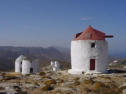 La colline des moulins