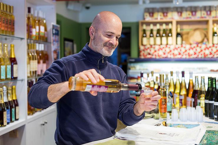 Cidre, bière… les alcools de Charlevoix