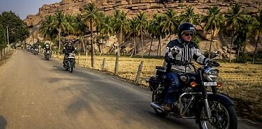 Voyage moto 9 jours à Goa