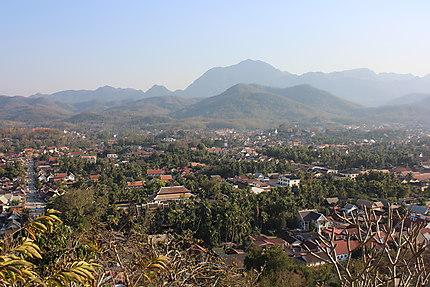 Panorama sur Luang Phabang