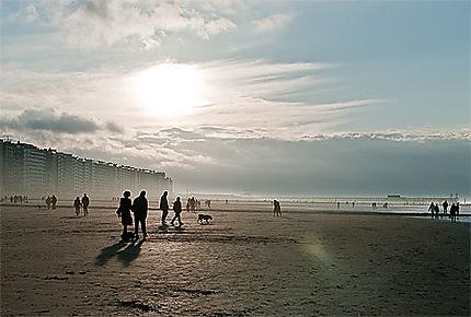 Toussaint à la plage