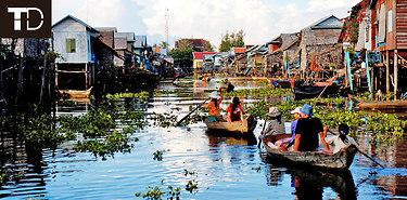 Voyage sur-mesure Cambodge