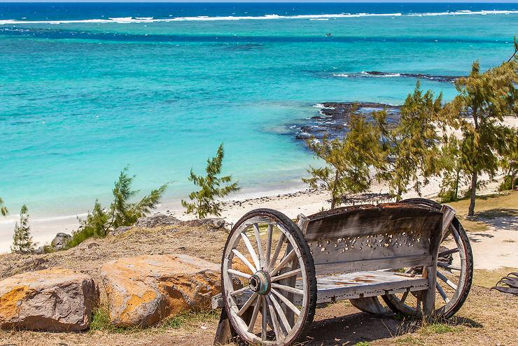 Plages et îlots paradisiaques de Rodrigues