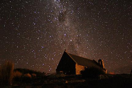 Church of the Good Shepherd - Nouvelle Zélande