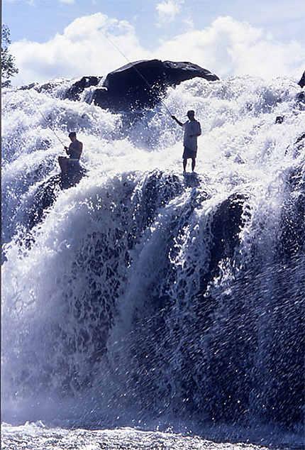 Les cascadeurs de Tadlo
