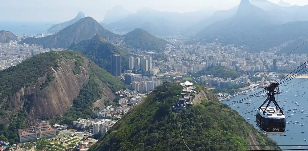 Ma visite de Rio de Janeiro