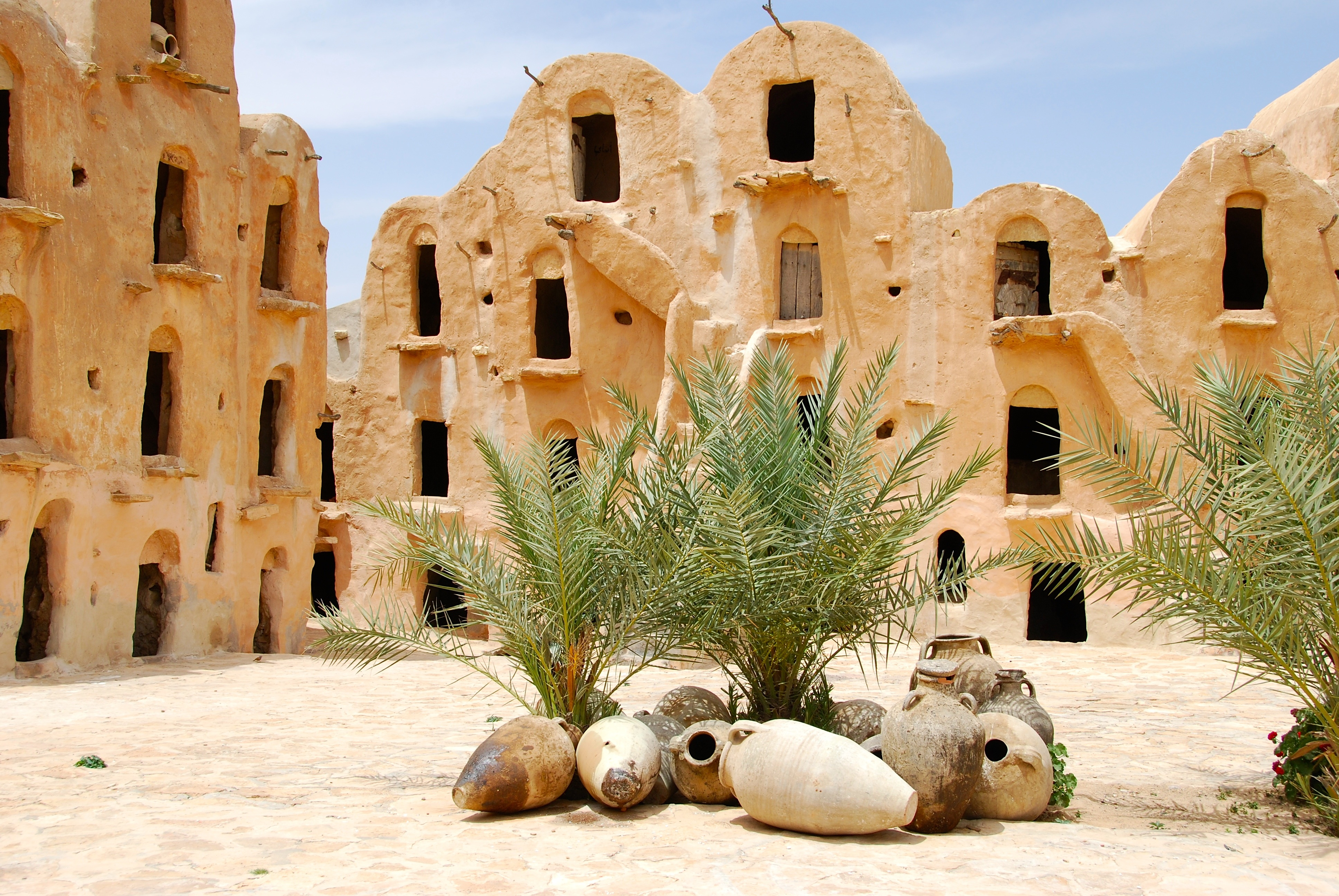 Ksar-ouled-Soltane - Tunisie