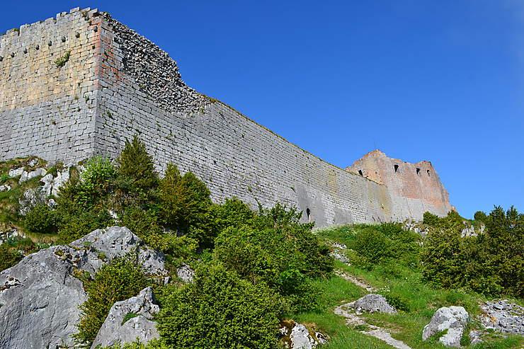 Château de Montségur, Ariège