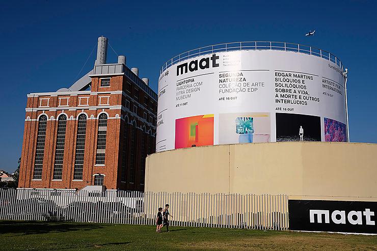 Portugal - MAAT : le nouveau musée d'art, d'architecture et de technologie de Lisbonne