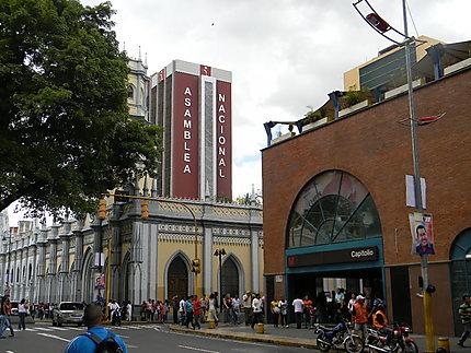 Caracas - Assemblée Nationale