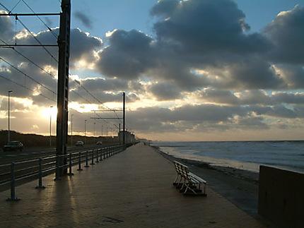 Digue d'Ostende