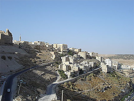 Ville de Kerak
