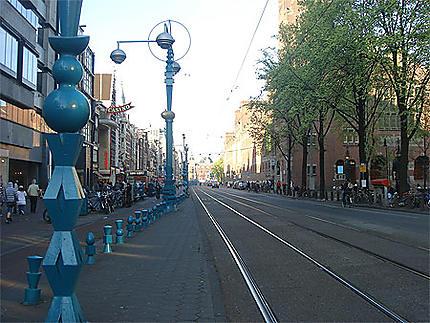 Lignes du tramway du centre ville