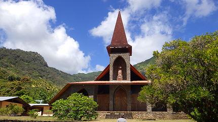 Cathédrale de Vaitahu
