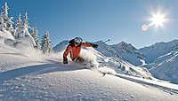 Le Vorarlberg, l'hiver intense