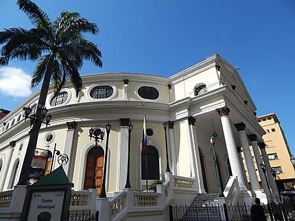 Caracas - Théâtre municipal