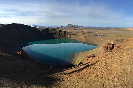 Cratère Víti