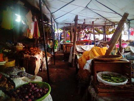 Au marché de Malindi