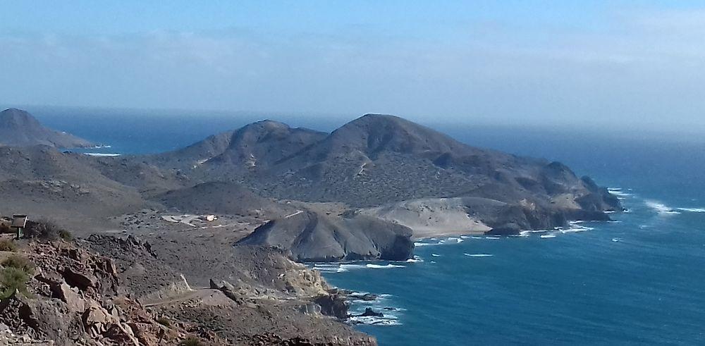 L'Andalousie en février : Malaga, Cabo de Gata
