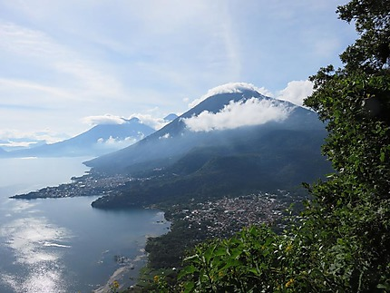 Lac Atitlán