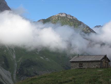 Chalet montagnard
