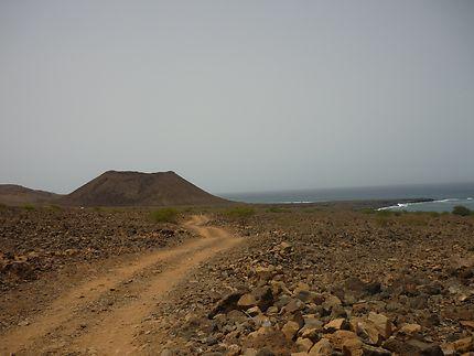 En route pour Tarrafal de Monte Trigo, Cap-Vert