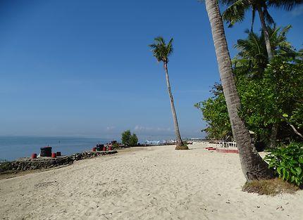 Sun shine Beach