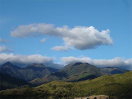Paysage de Vilcabamba