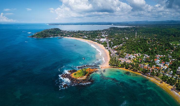 Sri Lanka : le Sud, côté plages