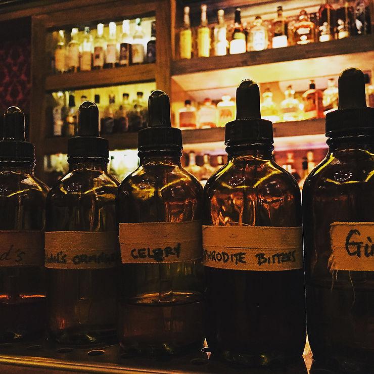 Les bars à cocktails tendance