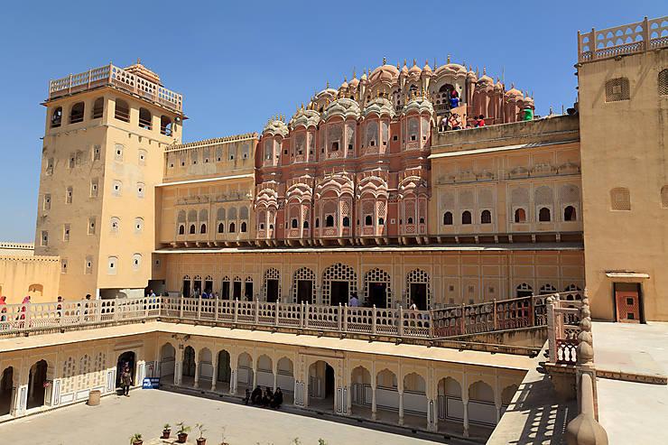 Jaipur et le Rajasthan (Inde)