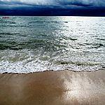 Ciel de mousson à Naklua