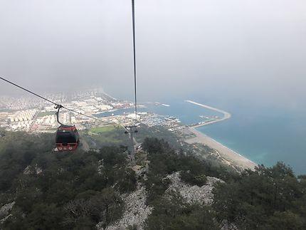Téléphérique Antalya