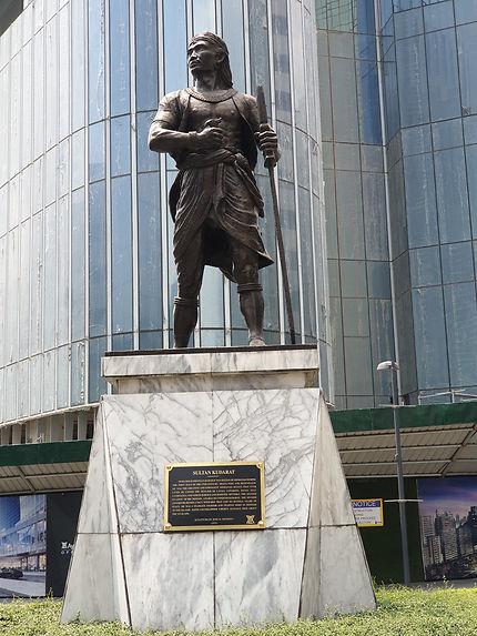 Sultan kudarat monument
