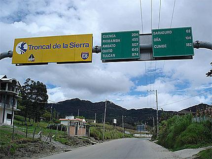Troncal de la Sierra
