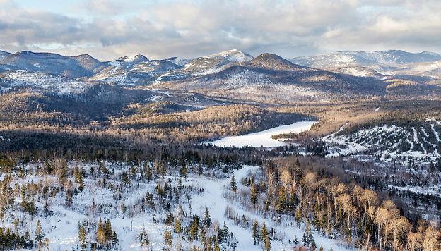 Québec : le Charlevoix ou la magie de l'hiver