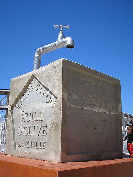 Clepsydre - Savon géant de Générik Vapeur