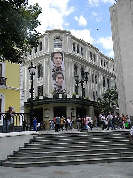 Caracas - Place Bolivar