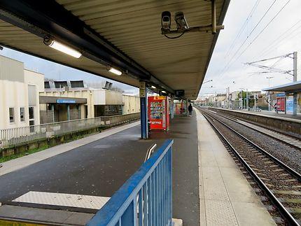 Gare Nogent sur Marne