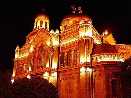 La Cathédrale by Night