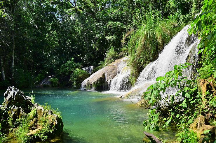 Un coin de paradis, Cuba