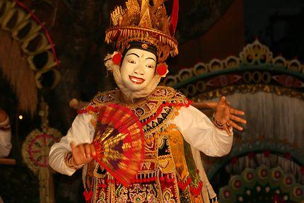 Danse à Ubud