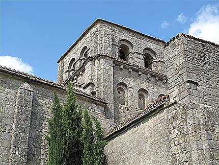 L'église de Nanclars