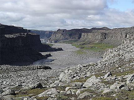 Canyon de Holmatungur